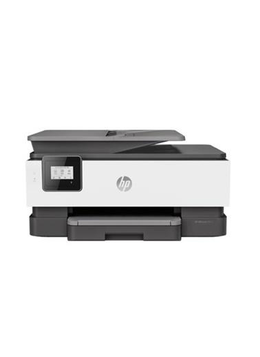 HP 1Kr70B Officejet Pro 8013 Yaz-Tar-Foto-Wifi Renkli